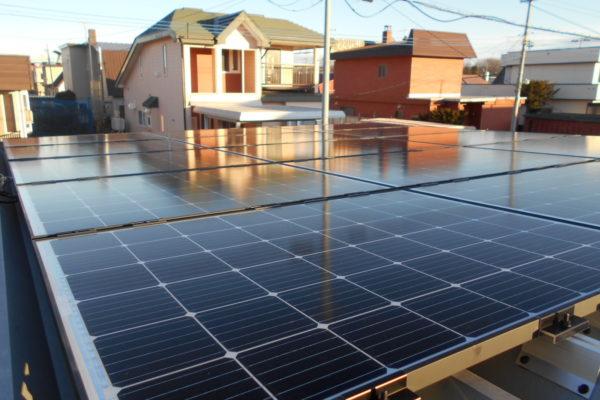 カーポートの屋根で太陽光発電!スペースの有効活用!(幕別町Y様邸)