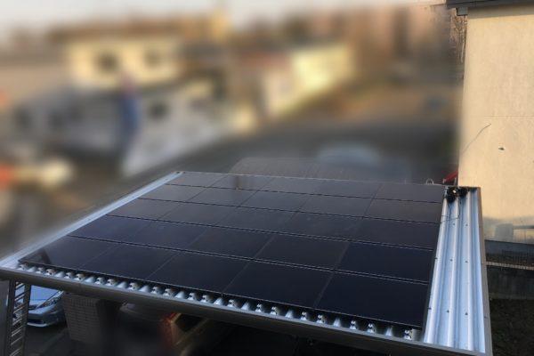 カーポート屋根で電気代が節約できるなんて!(帯広市S様)