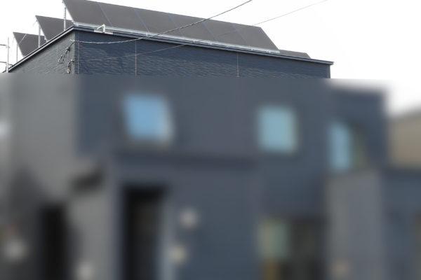 ご住宅の屋根への設置いたしました!(帯広市)